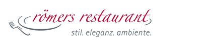 Römers Restaurant Logo